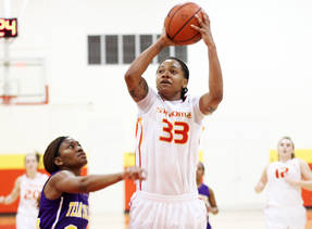 DI Women?s Basketball Player of the Week ? No. 1