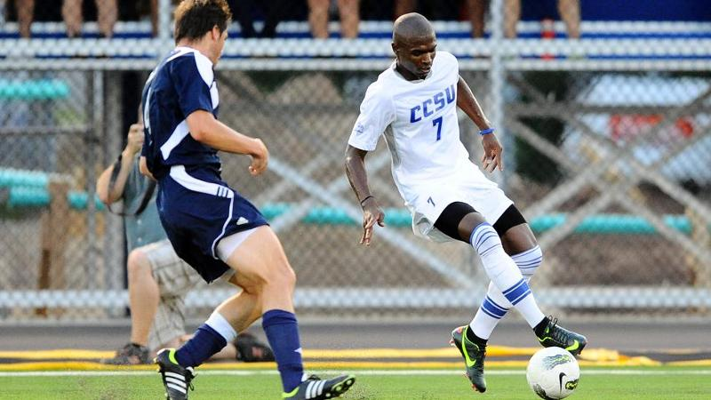 Men's Soccer Plays to 0-0 Draw at Vermont