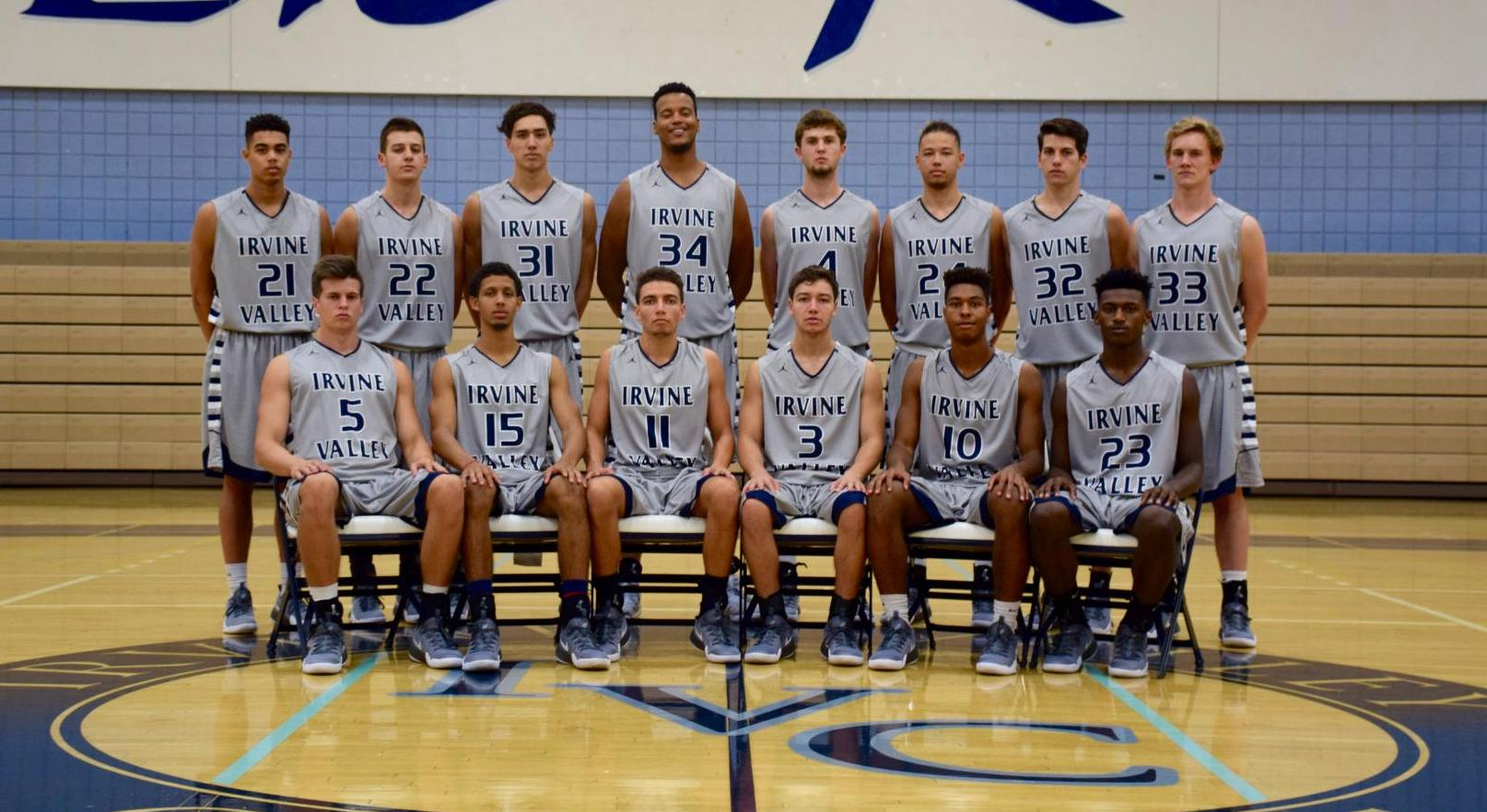 Men's basketball team ranked No. 19 in So. Cal. to start season