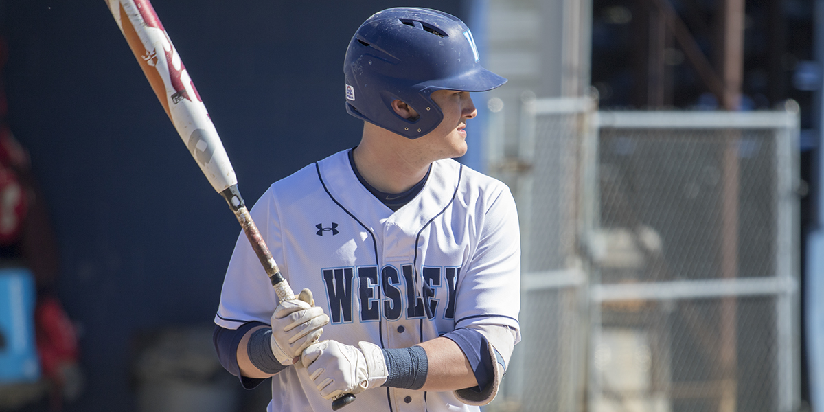 Baseball drops twinbill against Mary Washington