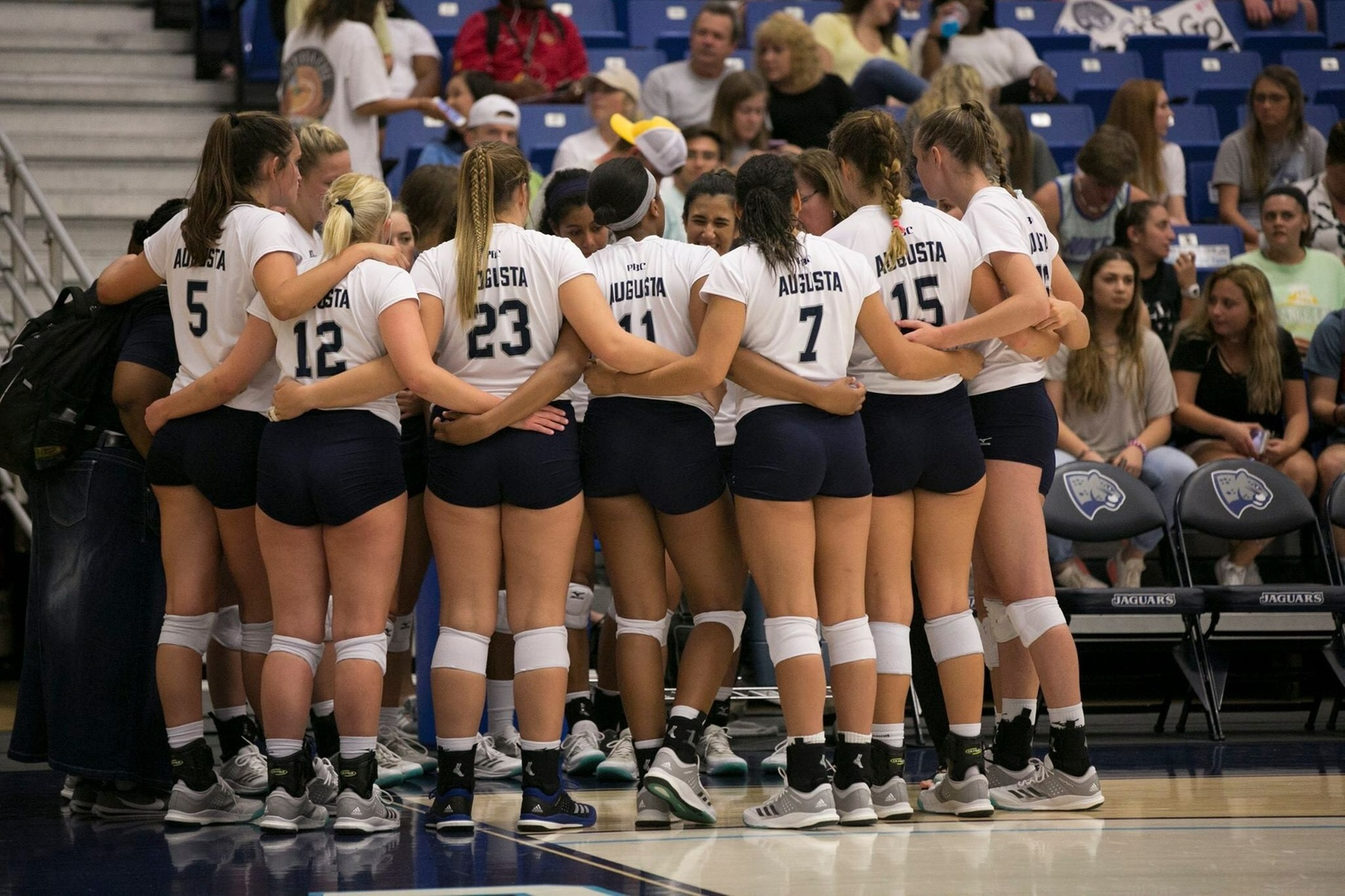 Jags Fall To Flagler In Five Sets
