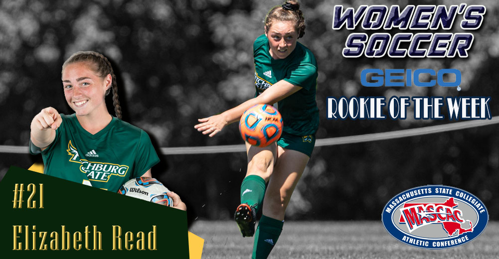 Read Selected MASCAC Women's Soccer Rookie Of The Week