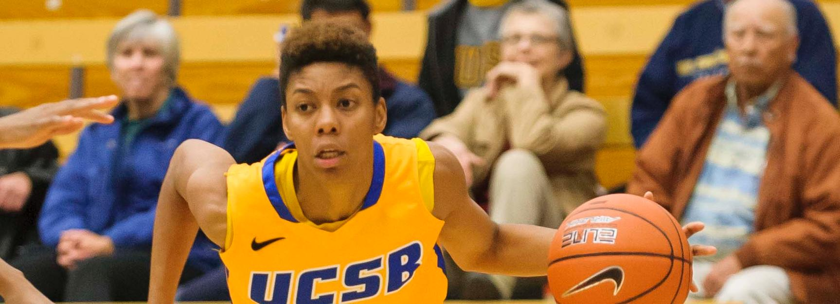 UCSB Opens Big West Play at Cal Poly