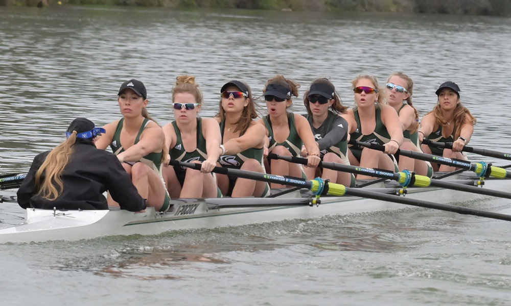 ROWING CONCLUDES FINAL DAY OF SAN DIEGO CREW CLASSIC WITH A VARSITY EIGHT FOURTH PLACE FINISH