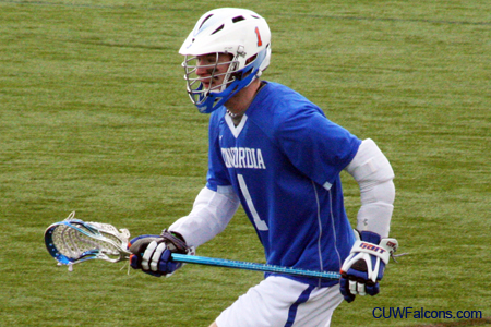 Trine controls first half, defeats Men's Lacrosse