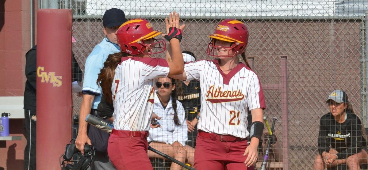CMS Softball Rises to No. 5 in Latest NFCA Division III Poll