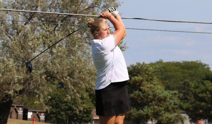 Women's Golf in Top Five at Second MIAA Jamboree