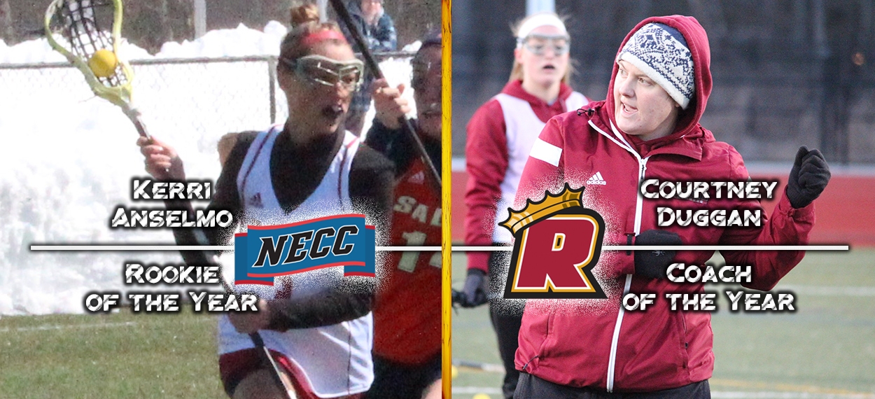 Anselmo & Duggan Receive Major NECC Honors with Seven Named All-Conference
