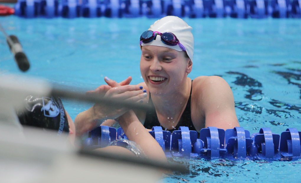 Fiona Muir Named the DIII Honda Award Finalist for Swimming & Diving