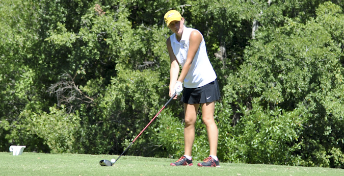 Walden named SCAC Women's Golfer of the Week