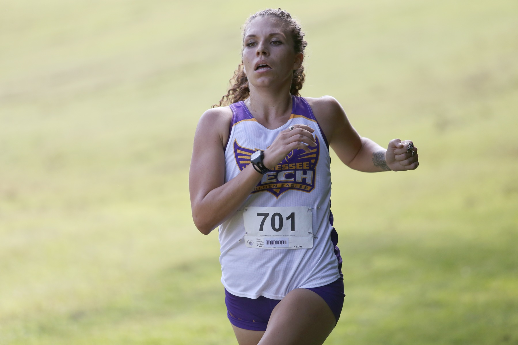 Tech cross country to open at home with Golden Eagle Invitational presented by Hometown IGA