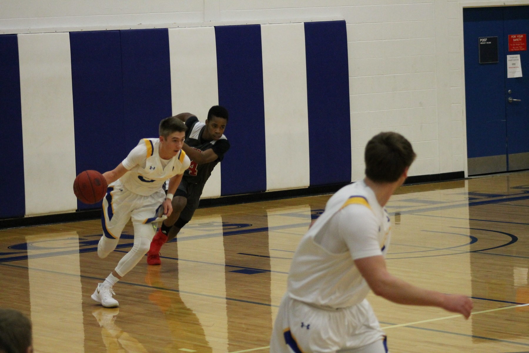 Miller Leads Spartans against Hibbing