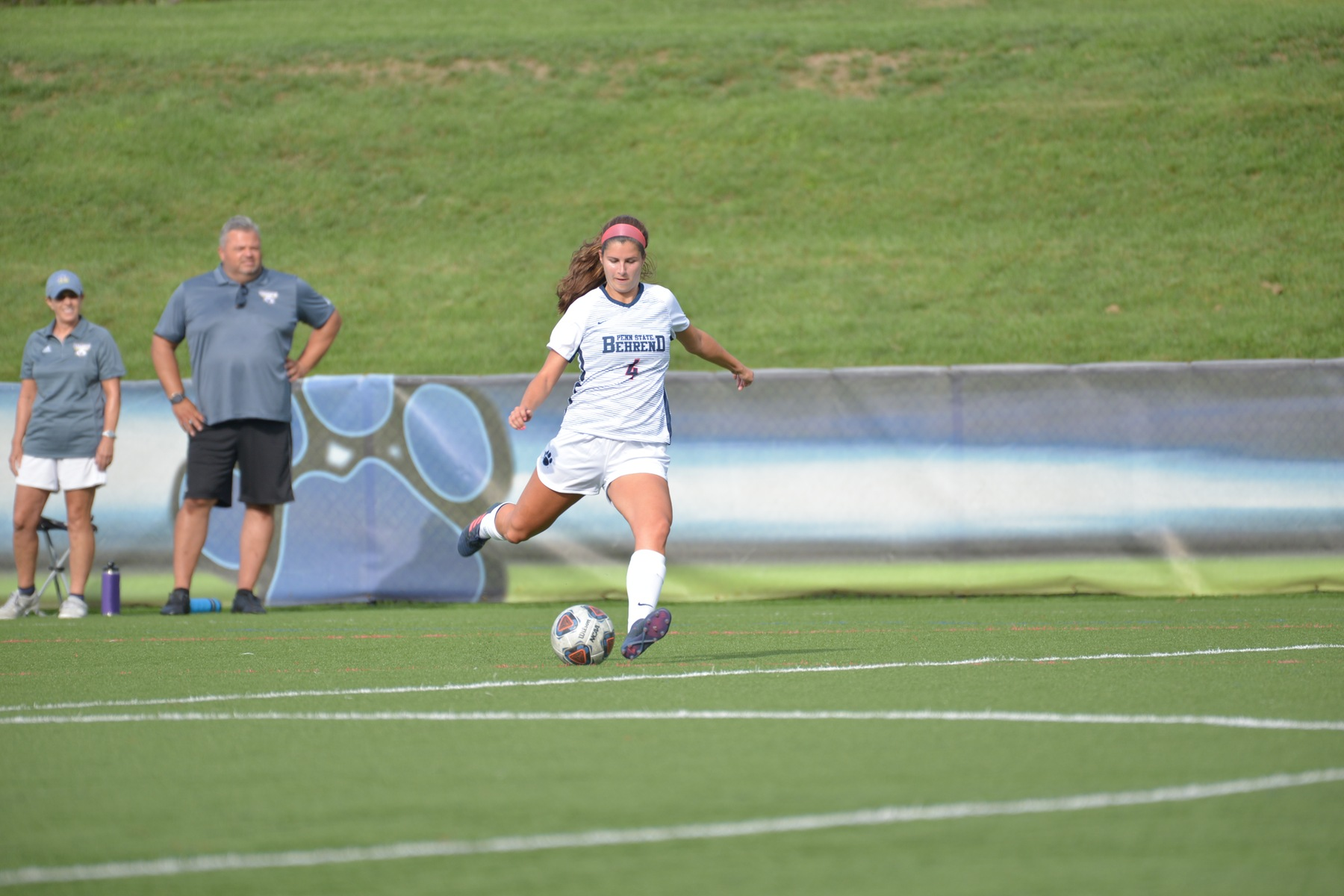 Lions Top Washington & Jefferson in Women's Soccer