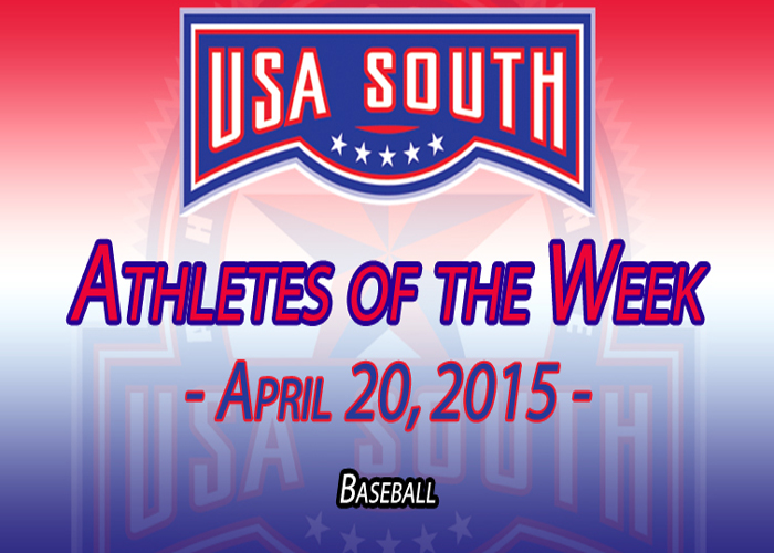Spivey named USA South Player of the Week