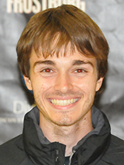 Robert Romano, Frostburg State, Men's Cross Country, Junior