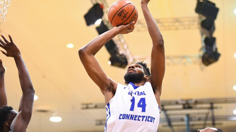Men's Basketball Falls at Home to Mount St. Mary's Thursday