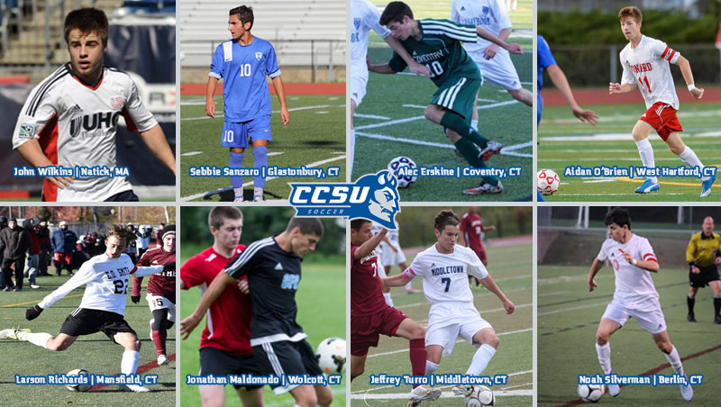 Men's Soccer Announces Additions For 2018