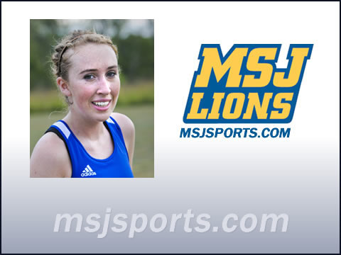 Mount women's cross country spotlight
