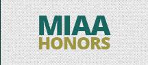 MIAA Honors