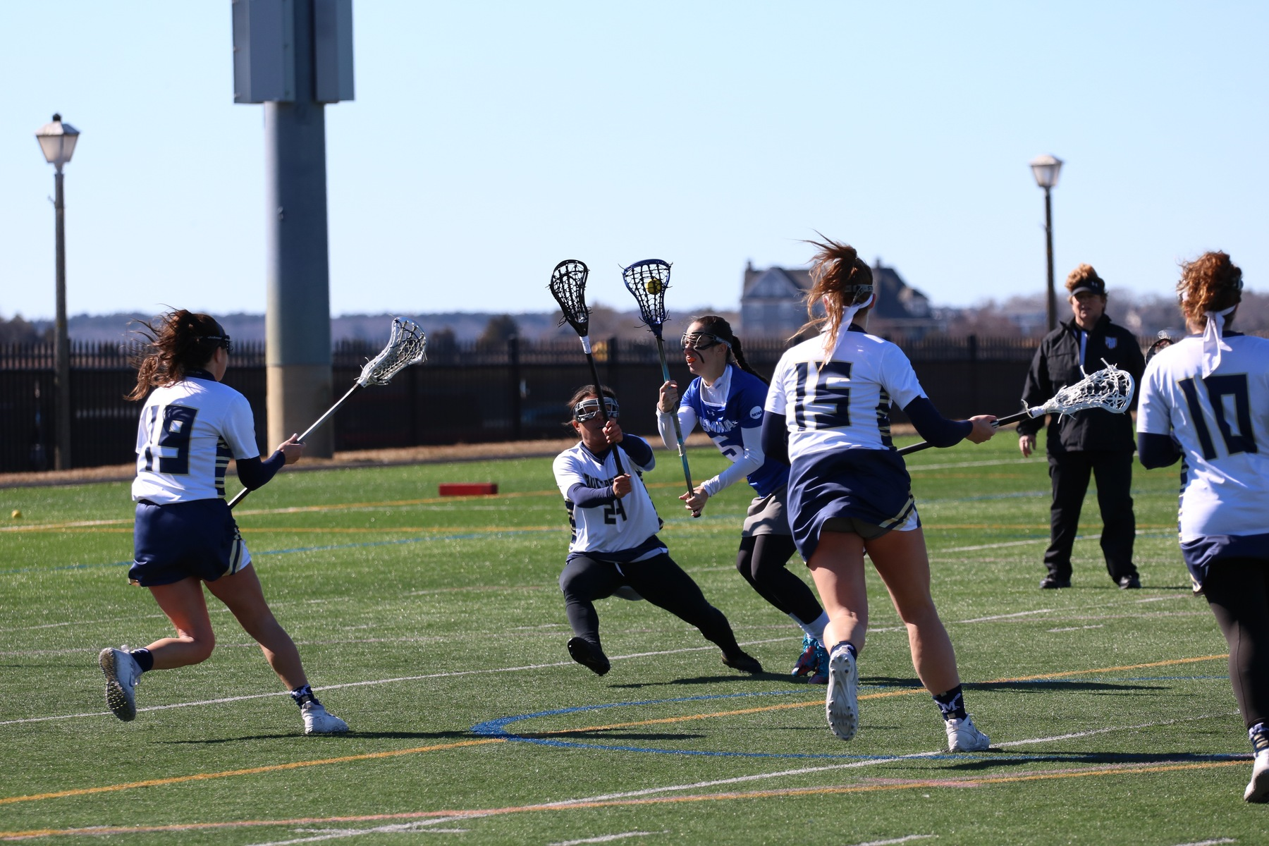 Buccaneer Women's Lacrosse Earns First Shutout Victory in Program History against Bay Path