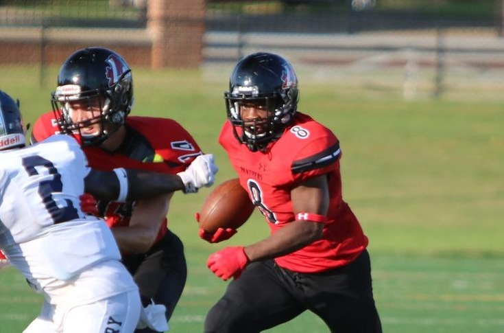 Football: Panthers pull away to beat Greensboro 43-16 for first USA win of season