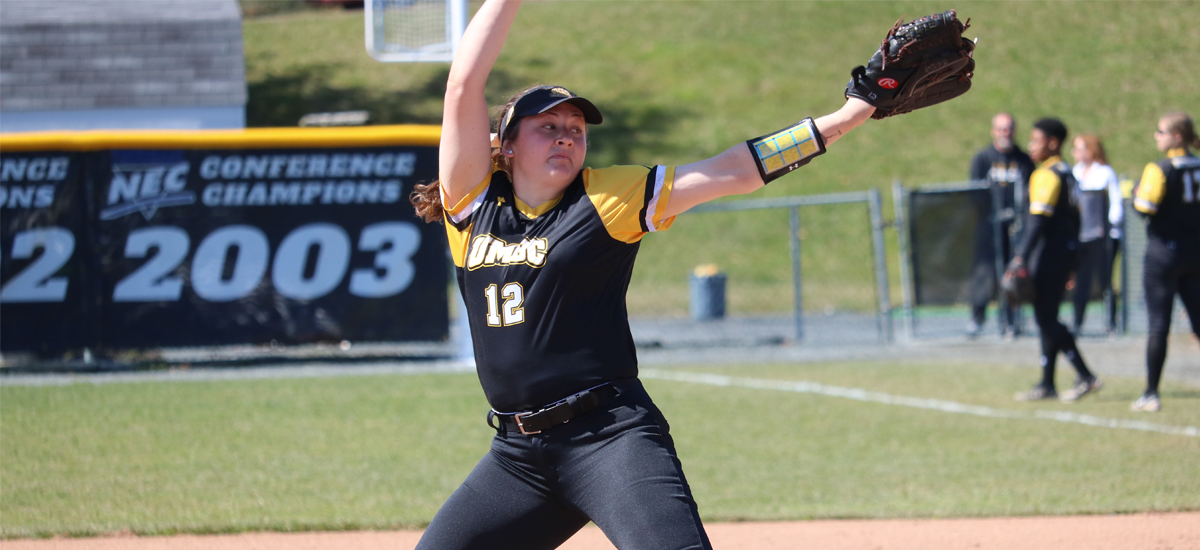 Softball Drops Rubber Match at Binghamton on Sunday