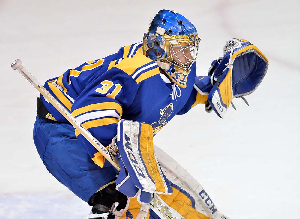 Men's Ice Hockey Wins Fifth Straight with 4-0 Shutout over Salem State