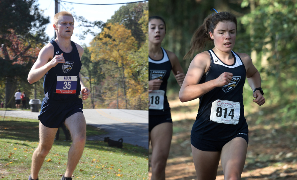 Emory Men's & Women's Cross Country Teams Solid At Montevallo Classic