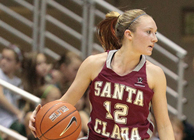 San Jose's Nici Gilday Gives Us an Inside Look at SCU Hoops