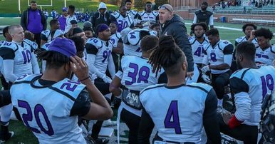 The ASA Avengers football team enters the new season armed with a top-10 national ranking.