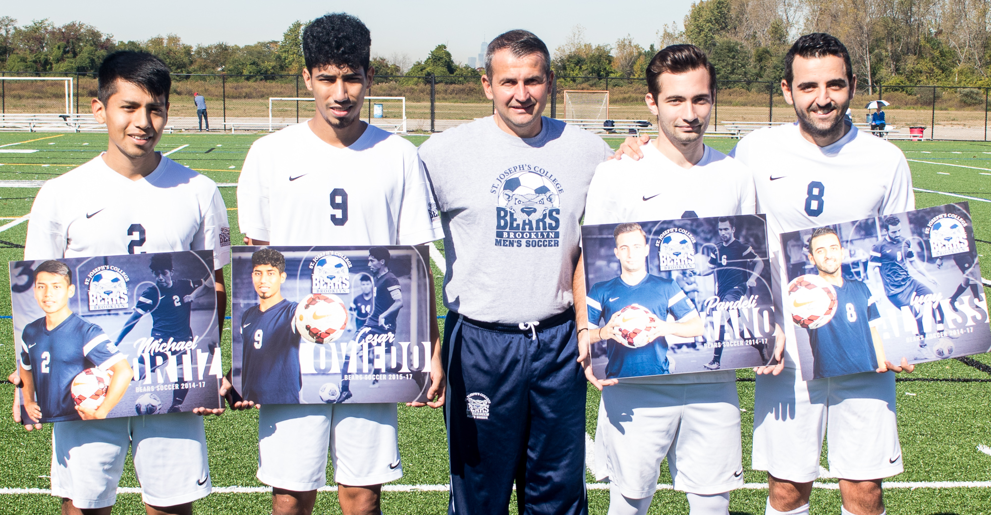 Men's Soccer Senior Day Spoiled By Late Sarah Lawrence Strike