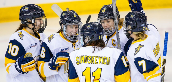 Samoskevich's Game-Winner Powers No. 8 Quinnipiac Past UConn