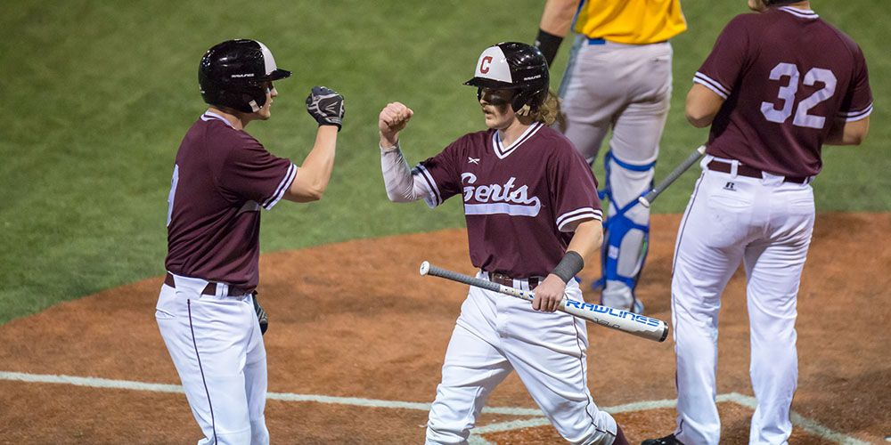 Diamond Gents Rise to Eighth in Latest D3Baseball.com Poll