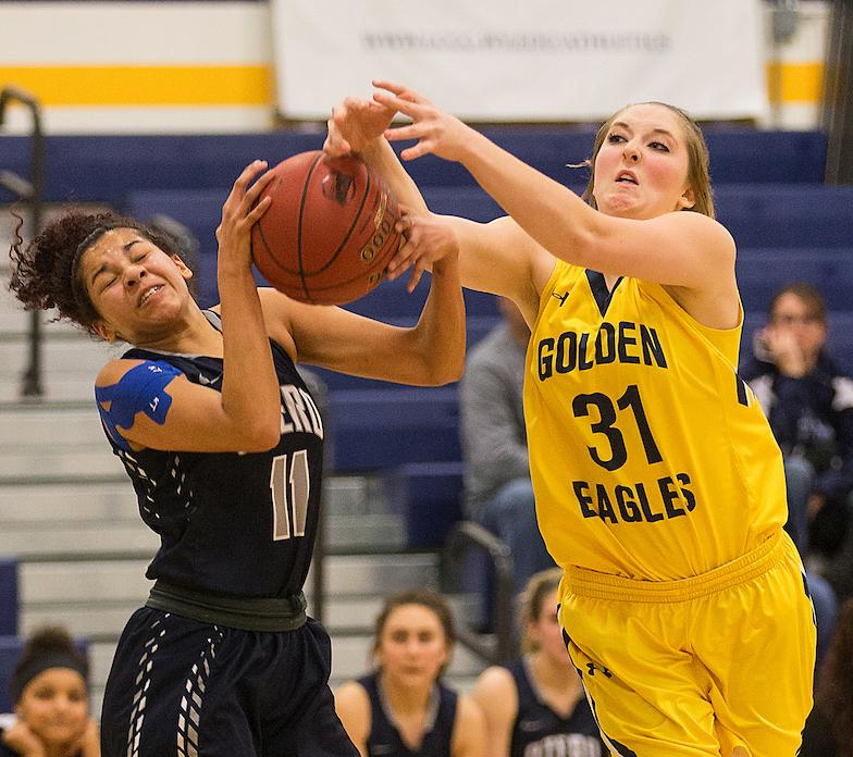 LCCC Women's Basketball Fall at Home
