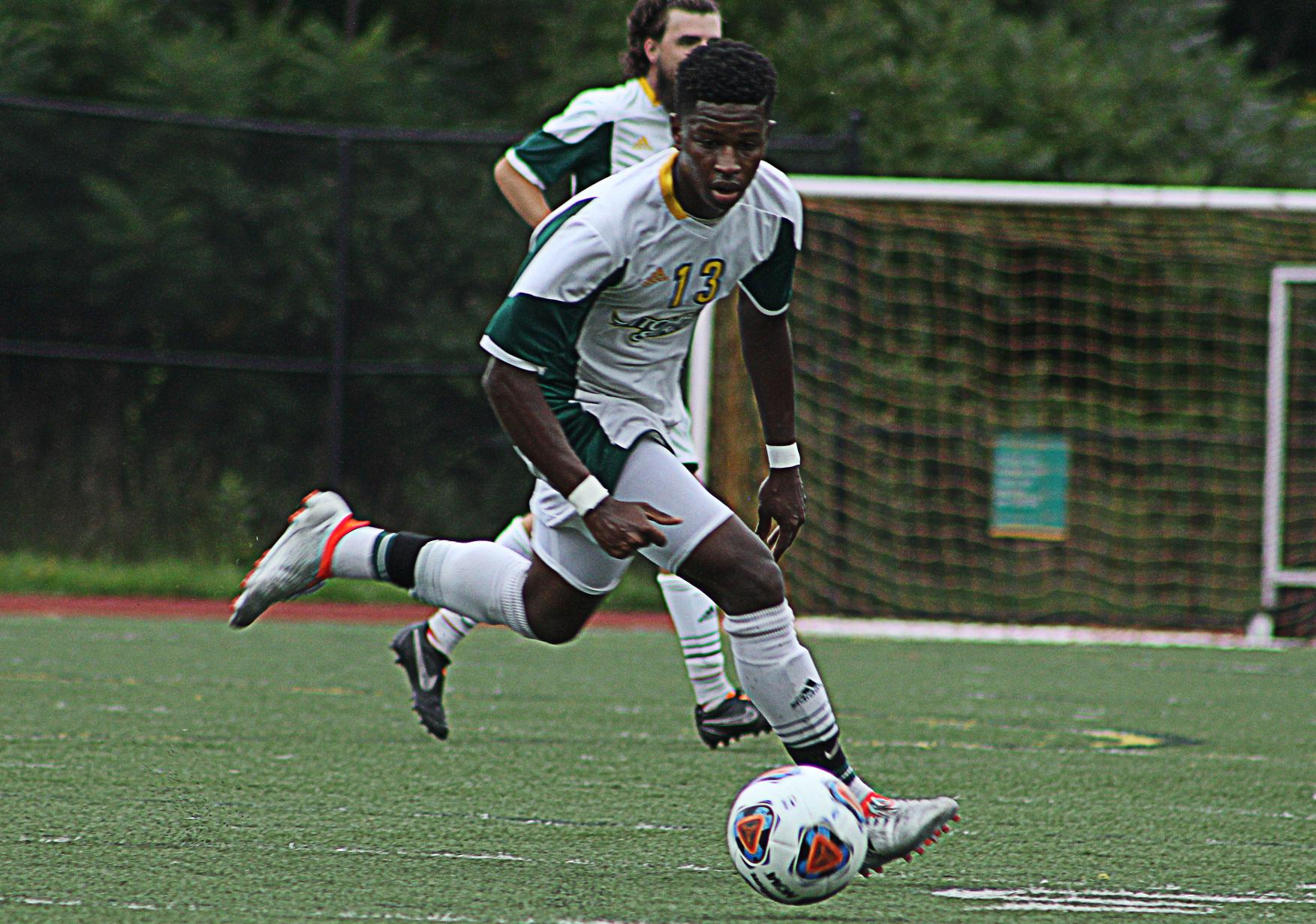 Regis Holds Off Fitchburg State, 2-1
