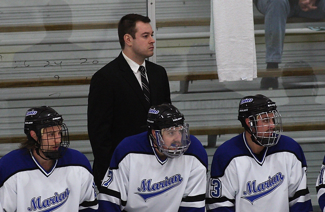 Men's Hockey Adds JV Squad, Names Langford Top Assistant