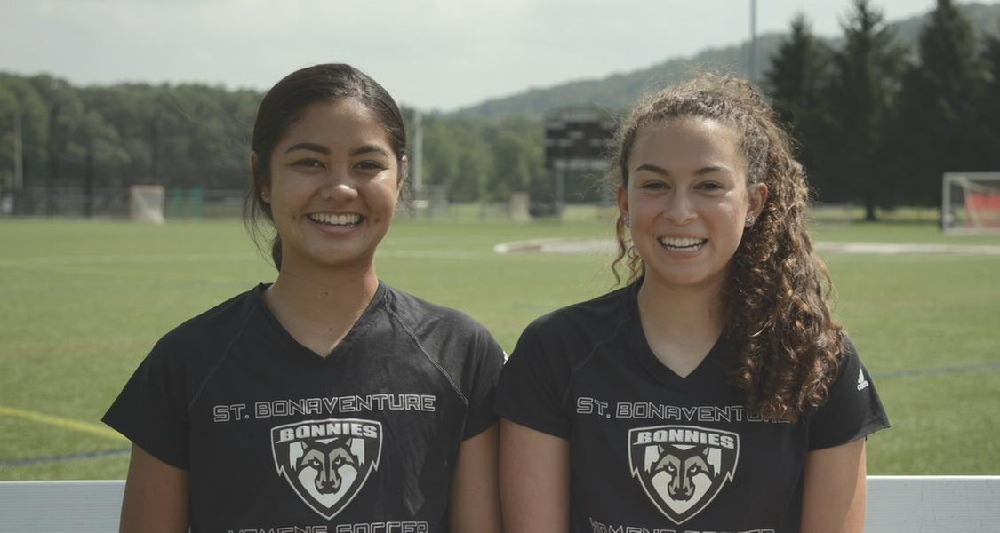 Bonnies Stories: Kekaimalie Woods and Tsianna Barnwell