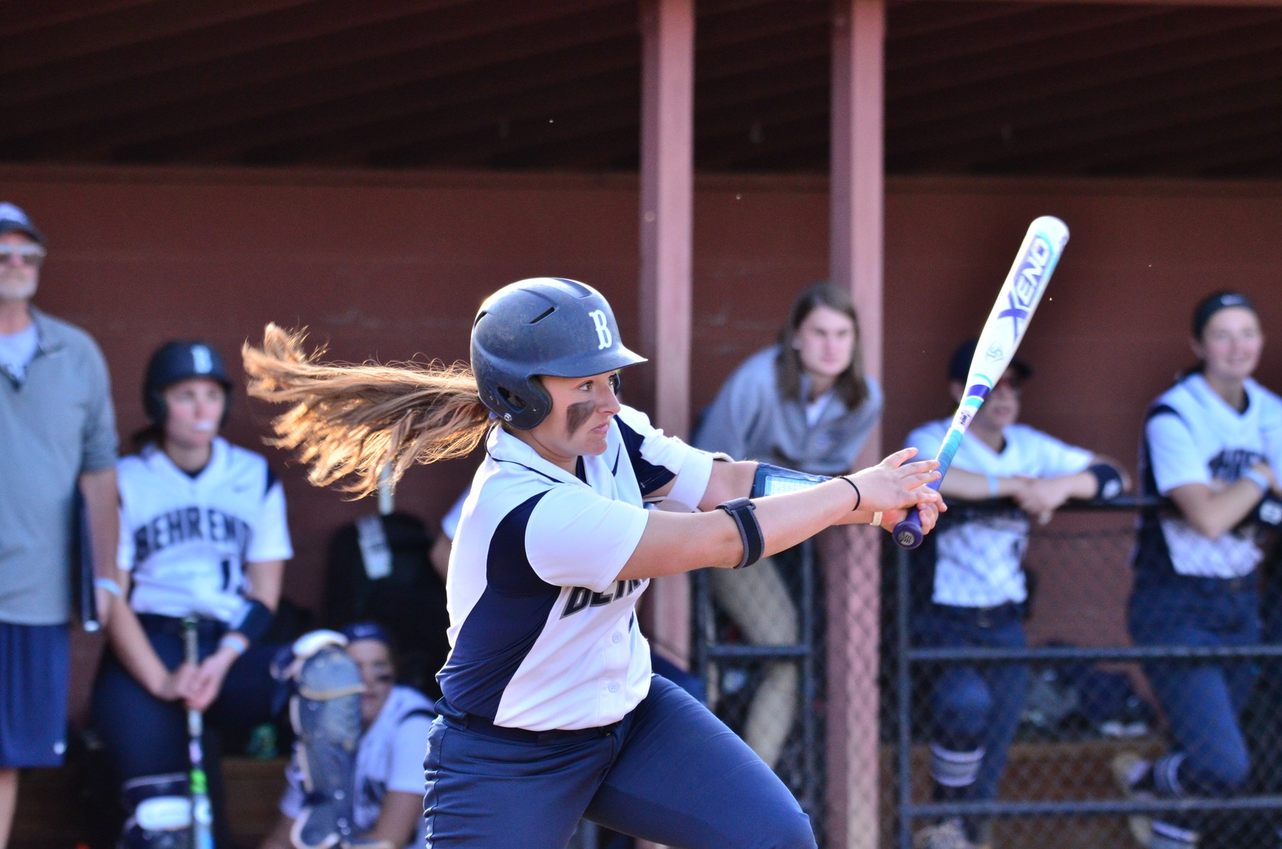 Softball Splits Against Medaille in AMCC Opener