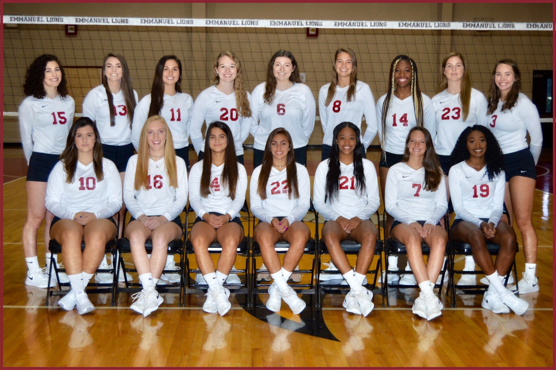 Women's Volleyball Goes 2-0 To Open Season