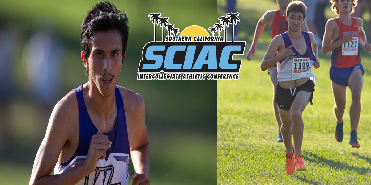 Julian Sandoval & Benjamin White named All-SCIAC