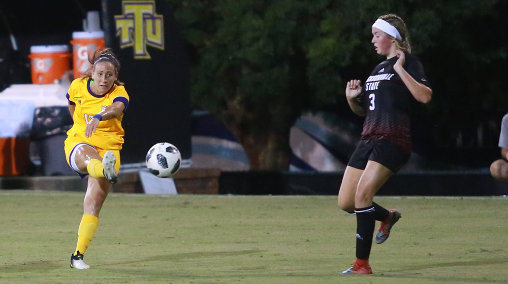 Tech starts OVC play with 2-0 nod over Jacksonville State