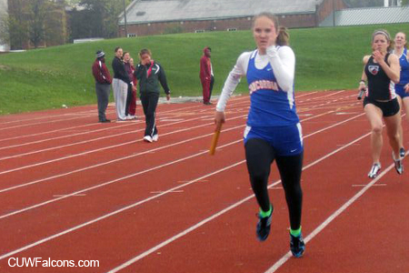 CUW Track & Field competes at Parkside Classic