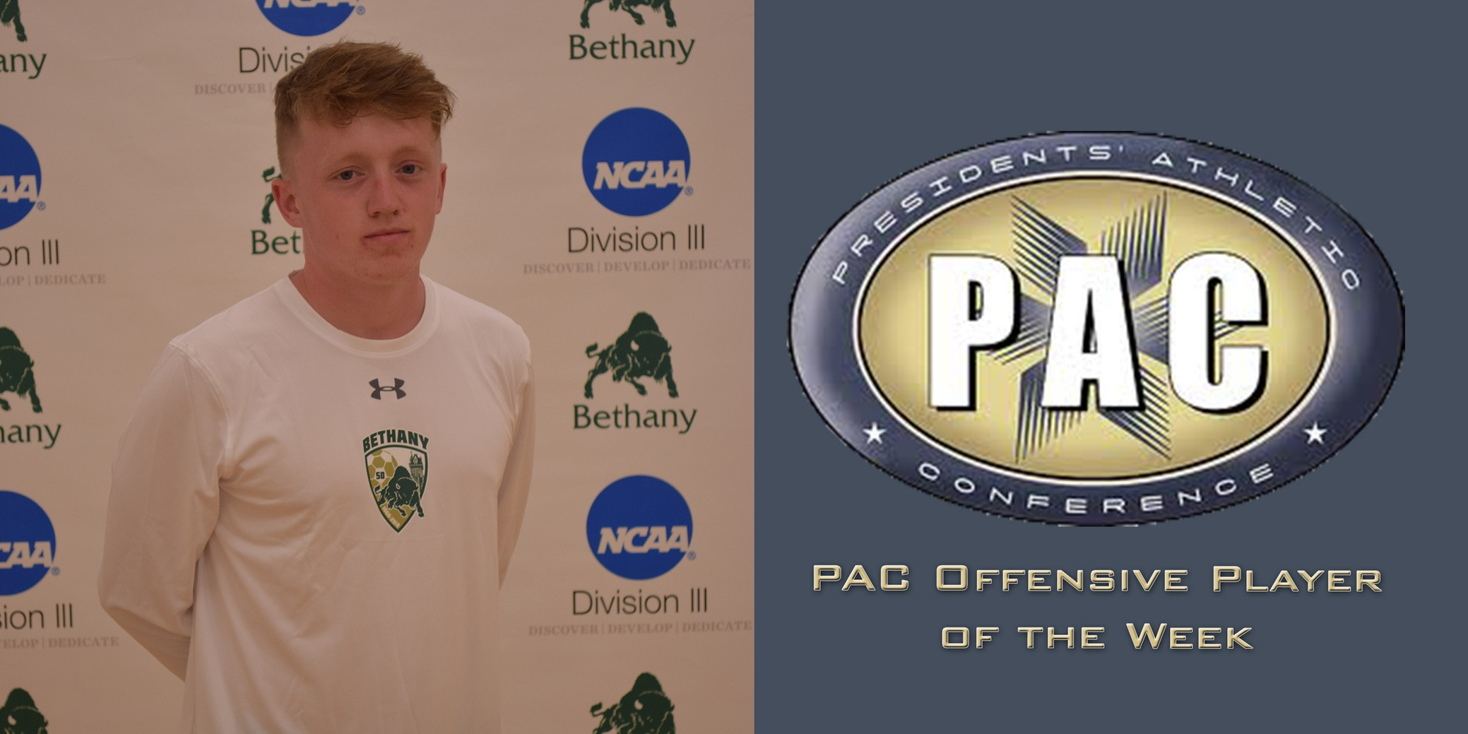 O'Donnell Named PAC Offensive Player of the Week