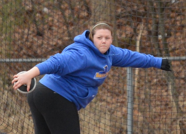 Women's Track Places 4th At Division III New England Championships