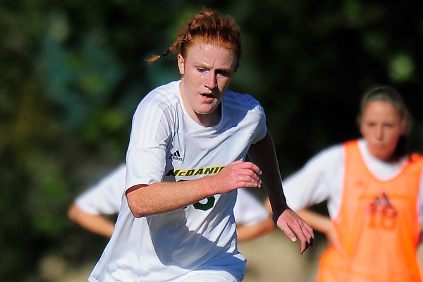 Allie Sokolik � 2012 David Sinclair/McDaniel College