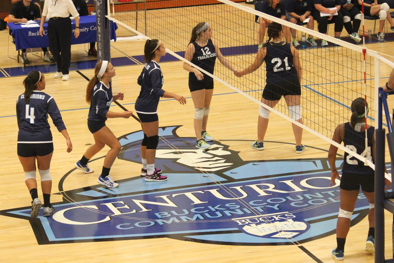 Volleyball Season Ends in Playoff Battle