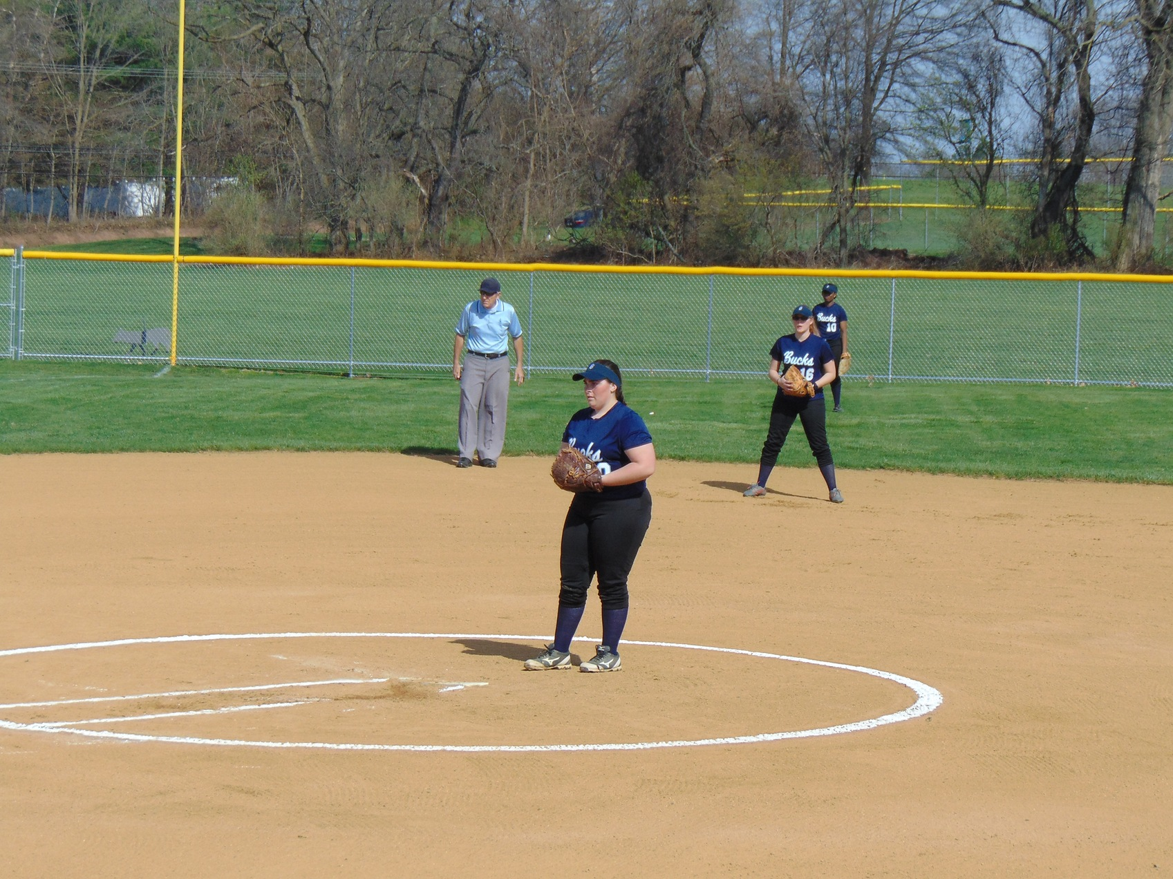 Lady Centurions Earn First Victory of Season