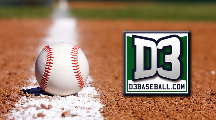 Sievert and Summers Earn D3baseball.com Team of the Week Honors