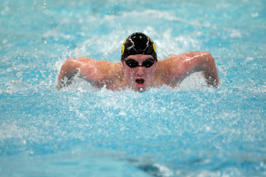 Men's Swimming downs Cabrini, 107-59