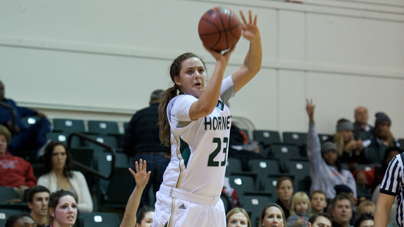 WOMEN'S BASKETBALL BREAKS NCAA 3-POINT RECORD BUT FALLS AT MONTANA